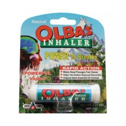 Olbas inhaler, power to breath - 12 ea