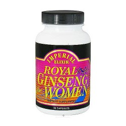 Imperial Elixir Royal ginseng for women capsules - 90 ea