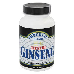 Imperial Elixir imperial tienchi ginseng capsules - 100 ea