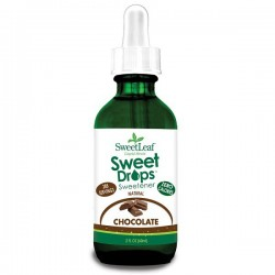 Sweet Leaf Liquid Stevia Drops, Chocolate - 2 oz
