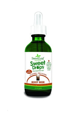 SweetLeaf Liquid stevia root bear - 2 oz