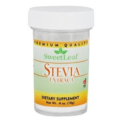 Wisdom Naturals SweetLeaf Stevia Extract Powder, Digestive and Immune Support - 0.4 oz