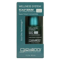 Giovanni wellness system scalp serum - 1 oz