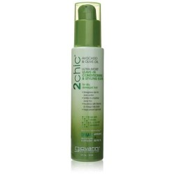 Giovanni 2chic avocado olive oil ultra moist leave in conditioning and styling elixir - 4 oz