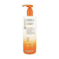 Giovanni 2chic Ultra Volume Shampoo with Tangerine and Papaya Butter - 24 Oz