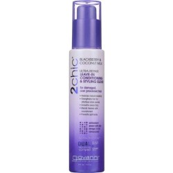 Giovanni 2Chic Ultra Repair Leave in Conditioning and Styling Elixir - 4 oz