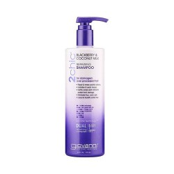 Giovanni 2chic ultra repair shampoo blackberry and coconut milk - 24 oz