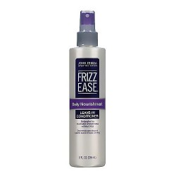 John frieda frizz-ease, daily nourishment leave-in fortifying spray - 8 oz