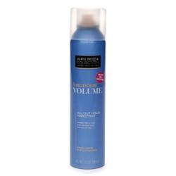 John Frieda luxurious volume all out hold hair spray - 10 oz