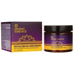 Desert essence revitalizing oils moisturizer - 2 oz
