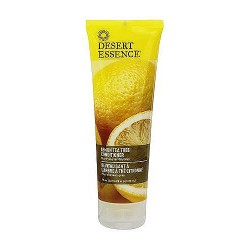 Desert Essence Organics hair conditioner with lemon tea tree, 8 oz