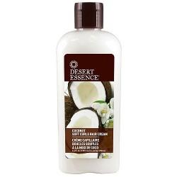 Desert Essence Soft Curls Coconut Hair Cream - 6.4 oz