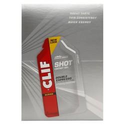 Clif shot turbo energy gel - 12 oz, 24 pack