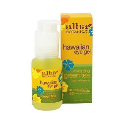 Alba Botanica hawaiian green tea eye gel - 1 oz
