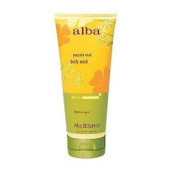 Alba Botanica Hawaiian Passion Fruit Body Wash - 7 oz