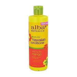 Alba Botanica Hawaiian Natural Body Builder Mango Conditioner - 12 oz