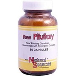 Natural sources raw pituitary - 50 ea