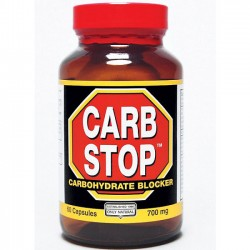 Only Natural Carb Stop Carbohydrate Blocker Capsules - 60 ea