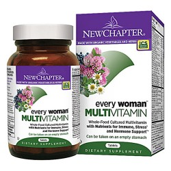 New chapter every woman multivitamin  -  24 ea