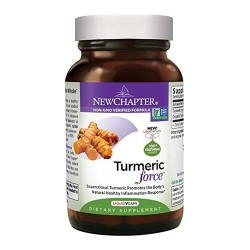 New chapter turmeric force capsules  -  30 ea