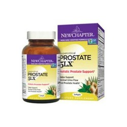 New Chapter Super Critical Prostate 5lx - 60 Veg Capsules