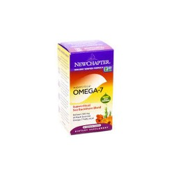 New chapter supercritical omega 7,vegetarian capsules  -  30 ea