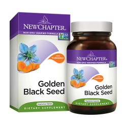 New chapter golden black seed vegetable capsules   -   30 ea