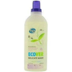 Ecover ecological delicate wash liquid - 32 oz, 12 pack