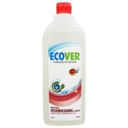 Ecover ecological dishwashing liquid grapefruit and green tea- 32 oz