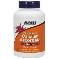 Now foods calcium ascorbate - 8 oz