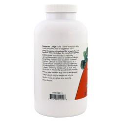 Now foods bone meal powder - 16 oz