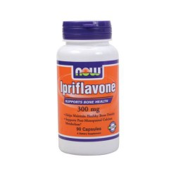 Now foods ipriflavone 300 mg caps - 90 ea