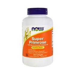 Now foods super primrose, evening primrose oil softgels - 120 ea