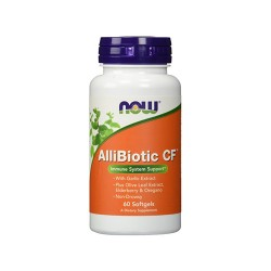 Now foods allibiotic non-drowsy cf,  softgels - 60 ea