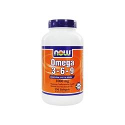 Now foods omega 3-6-9 softgels 250 ea