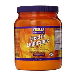 Now sport electro endurance energy drink mix - 2.2 lb