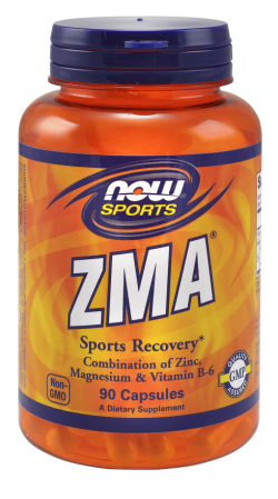 Now foods sports zma capsules - 180 ea