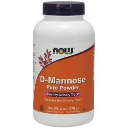 Now foods, d-mannose pure powder - 6 oz