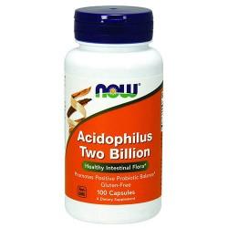 Now foods, acidophilus two billion, capsules - 100 ea