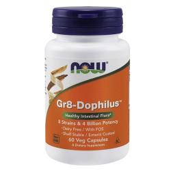 Nowfoods Gr8 dophilus veg capsules - 60 ea