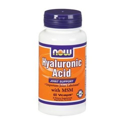 Now Foods Hyaluronic Acid joint support, veg capsules - 60 ea