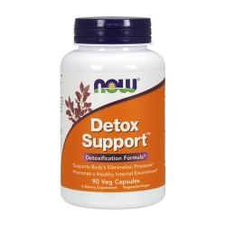 Now Foods detox support detoxification formula, veg capsules - 90 ea