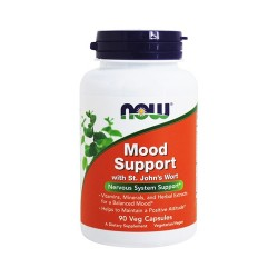 Now foods mood support vegetarian capsules - 90 ea