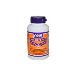 Now foods air defense healthy Immune veg capsules - 90 ea