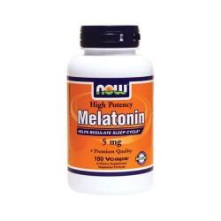 Now foods melatonin vcaps - 180 ea