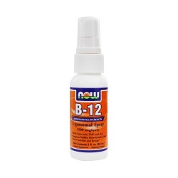 Now foods vitamin B12 lipospray - 2 oz