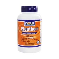 Now foods eleuthero capsules - 100 ea