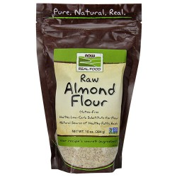 Now Foods real food raw almond flour - 22 oz