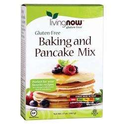 Now Foods gluten-free baking and pancake mix - 17 oz