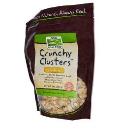 Now foods Crunchy Clusters Cashew - 9 oz